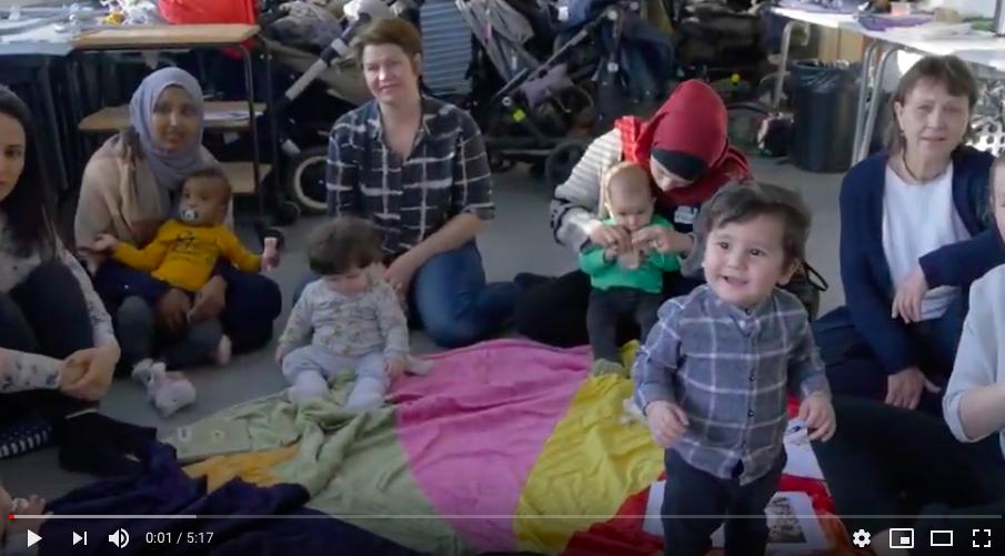 Vi fyller en betydande roll i Stockholm för våra framtida barn!
